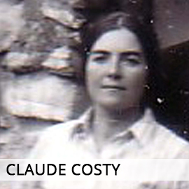 CLAUDE COSTY