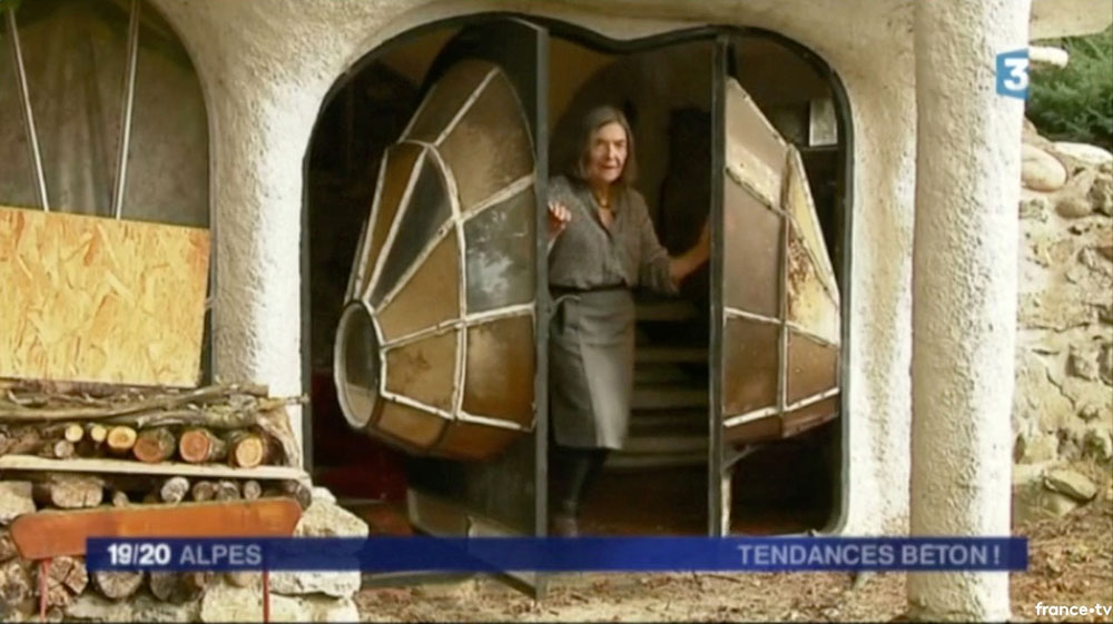 Claude Costy on France 3 Auvergne-Rhône-Alpes – broadcast news 19/20  novembre 16,  2017